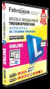 Online Lernsoftware für Theorieprüfung (Zugang für 1 Jahr)